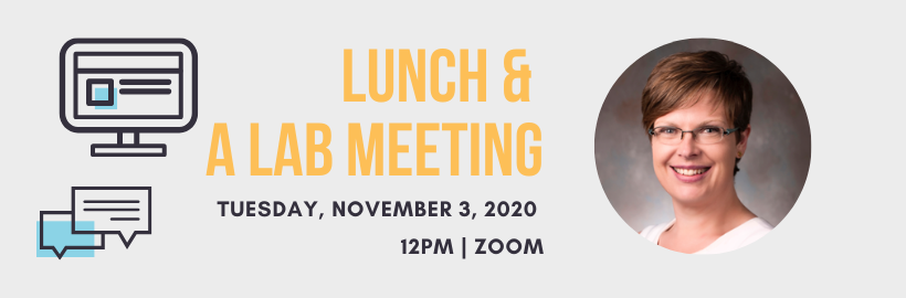 Lunch Lab Meeting November 2020